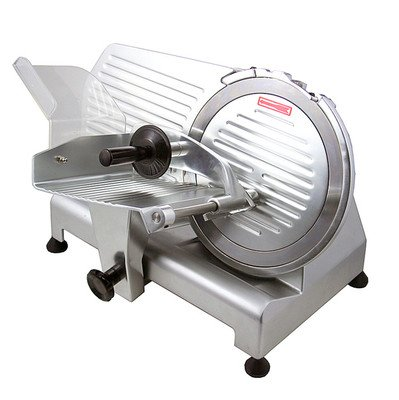 """New Mtn 10"""" Commercial Restaurant 240w Electric Frozen Meat Deli Food Slicer Add To Your Ebay Favorites Share"""