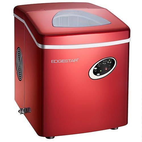 Edgestar Red Portable Ice Maker