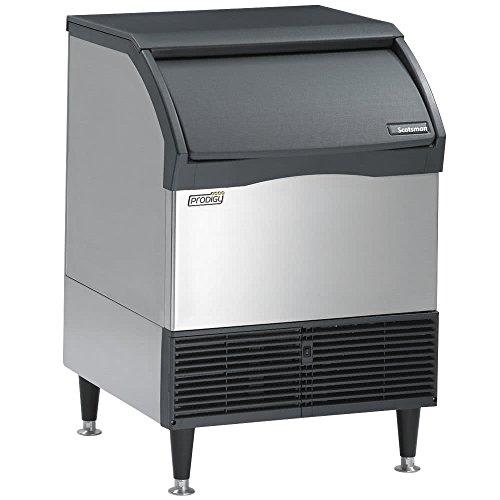 Scotsman CU2026SA Prodigy Self-Contained Undercounter Ice Machine Air Condenser 200 lb Production 80 lb Storage
