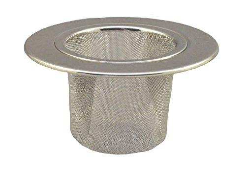 Tea Strainer  Tea Infuser Ring  Tea Filter - Fine Mesh - Fits Perfectly on a Mug