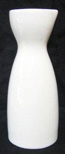 1 X White Porcelain Sake Bottle 5oz A1889