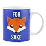 Paladone The Emporium For Fox Sake Mug