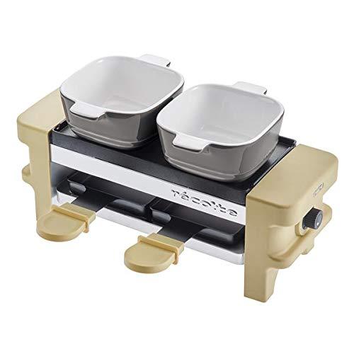 recolteRaclette Fondue Maker Melt Beige RRF-1BEJapan Domestic Genuine ProductsShips from Japan