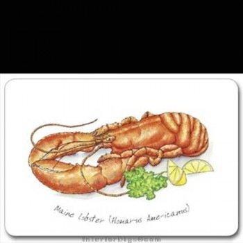 Jason 6-1002 Maine Lobster Hardboard Placemats