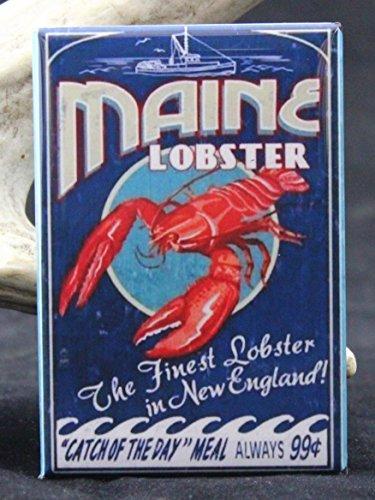 Maine Lobster Refrigerator Magnet