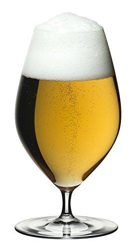 Riedel Veritas Beer Glasses Set of 2 Clear