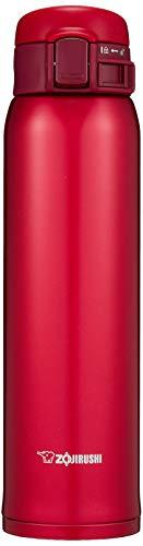 Zojirushi SM-SE60RZ Stainless Steel Vacuum Insulated Mug 20-Ounce Garnet Red