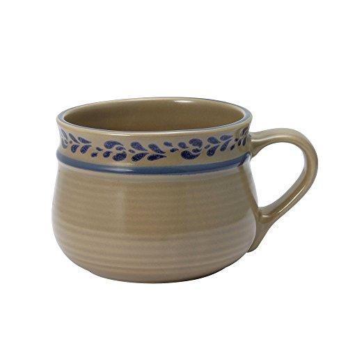 Pfaltzgraff Folk Art Jumbo Soup Mug 30-Ounce