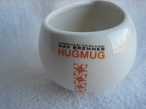 Max Brenner Hug Mug - Chocolate by the Bald Man