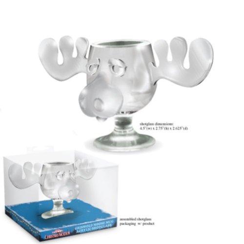 Christmas Vacation - Moose Mug Acrylic Shot Glass