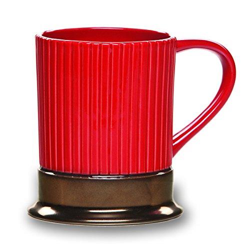 Demdaco B5050143 Shotgun Shell Coffee Mug Multicolored