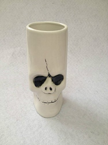 Home-supplies Ceramic Cocktail Cup Tiki Mug Shot Glass - 14 oz