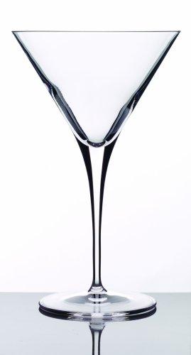 Luigi Bormioli Crescendo 10 Ounce Martini Glasses Set of 4