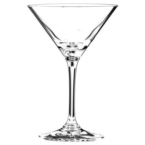 Riedel Vinum Leaded Crystal Martini Glass Set of 4