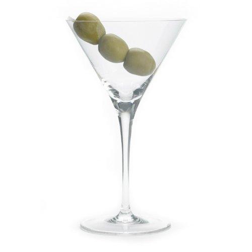 Riedel Vinum Leaded Crystal Martini Glass Set of 6