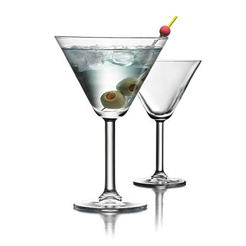Style Setter Siena Martini Glasses Set of 4