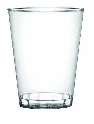 Fineline 1 oz Shot Glass Case of 2500 50 x 50 Clear