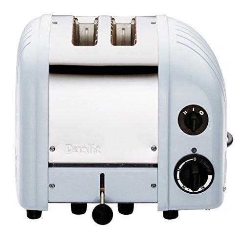 Dualit 27156 Newgen Toaster, Glacier Blue