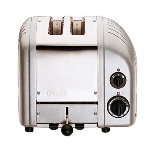 Dualit 27162 Newgen Toaster, Metallic Silver