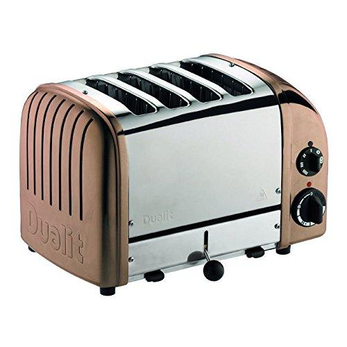 Dualit  4 Slice Newgen Toaster Copper