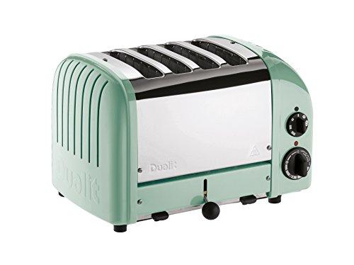 Dualit 47160 Newgen Toaster, Mint Green
