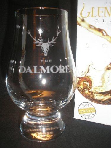 DALMORE OFFICIAL GLENCAIRN SCOTCH MALT WHISKY TASTING GLASS