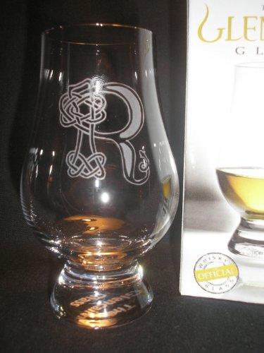 GLENCAIRN CELTIC R MONOGRAMMED WHISKY TASTING GLASS