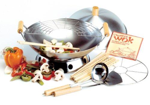 Norpro 10-piece Wok Set