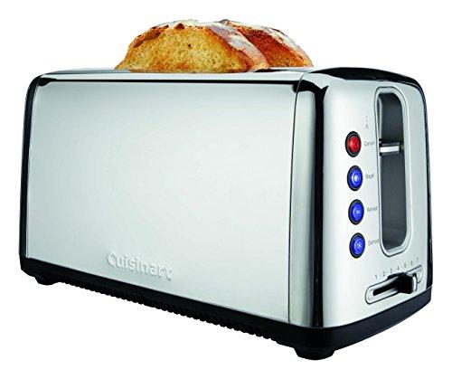 Cuisinart CPT-2400 Bakery Artisan Bread Toaster 2 Slice Silver