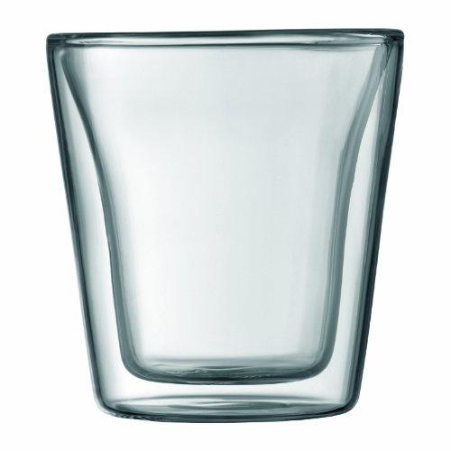Bodum Canteen Double Wall Espresso/shot Glass, Set Of 2