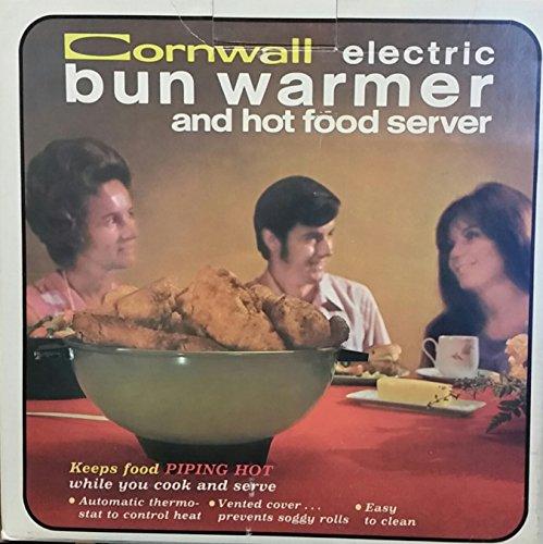 Bun Warmer and Hot Food Server
