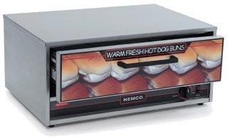 NEMCO BUN WARMER FITS 8018 ROLLER GRILL Model 8018-BW-220