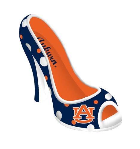 Auburn Team Shoe Bottle Opener