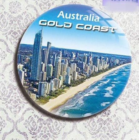 Australian tourism souvenir gifts Refrigerator bottle opener The gold coast