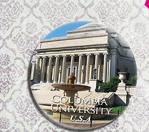 The US travel souvenir gifts Refrigerator bottle opener Columbia University