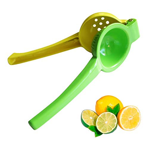 Culinary Elements Manual Lemon and Lime Squeezer Heavy Duty Commercial Grade Juicer 9289