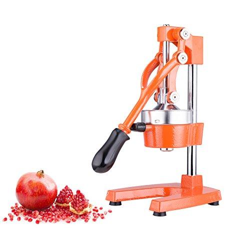 CO-Z Commercial Grade Citrus Juicer Hand Press Manual Fruit Juicer Juice Squeezer Citrus Orange Lemon Pomegranate Orange