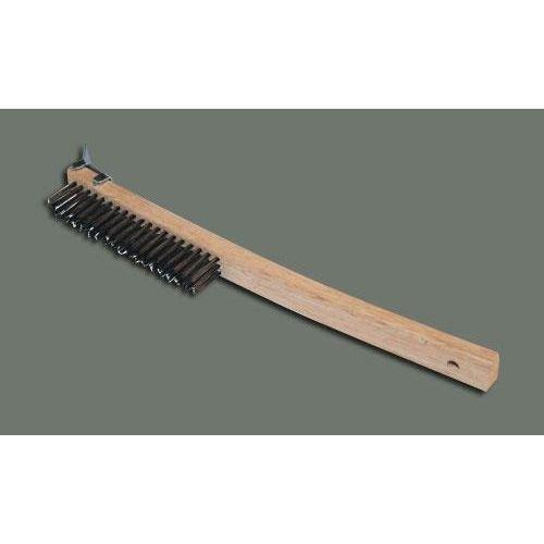 Winco BR-500 Heavy Duty Steel Wire Brush 20-Inch