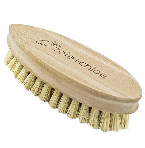 Zoie  Chloe 100 Natural Plant-Fiber Soft Bristles Vegetable Brush