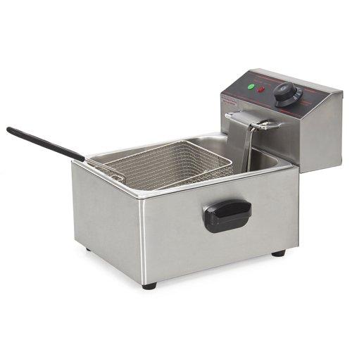 Best Choice Products® New 2500 Watt Commercial Electric Deep Fryer Restaurant