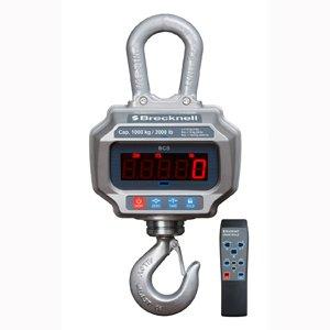 Brecknell BCS Electronic Crane Scale-2000 lb Capacity