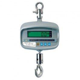 CAS NC-1 1000 NC-1 Series Crane Scale 1000lbs Capacity 05 lbs Resolution