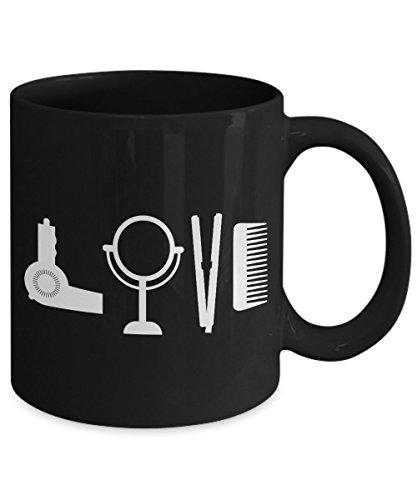 Love Hairdressing Salon Stylist Coffee Mug