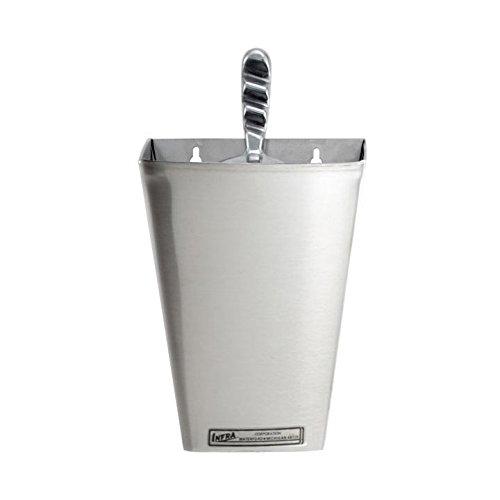 Ice or Grain Scoop Holder - Stainless Steel - 64oz