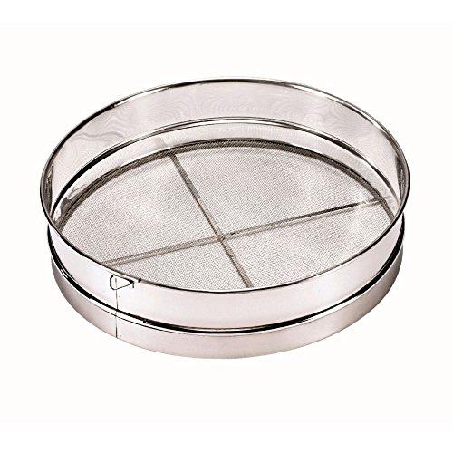 Browne S9912 12 Stainless Steel Rim Sieve