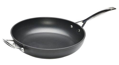 Le Creuset Toughened Nonstick 11-3/4-inch Deep Fry Pan