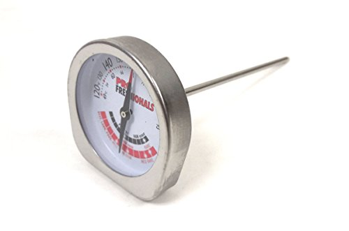 Pro GoodCook Profeshional stainless steel meat thermometer silver