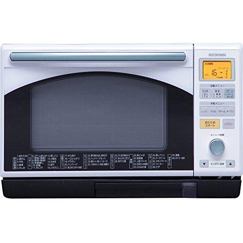 Iris superheated steam steam oven 24L white MS-2401