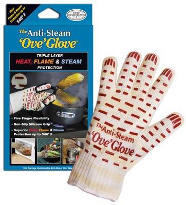 Ove Glove Anti Steam Oven Glove Silicone