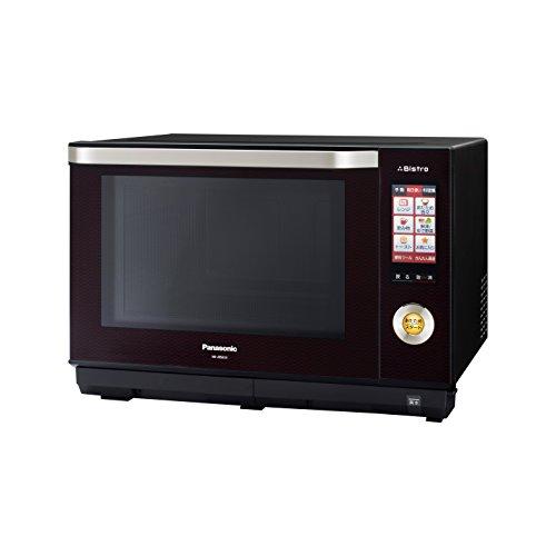 Panasonic steam oven range Bistro J concept 26L fertility black NE-JBS653-K